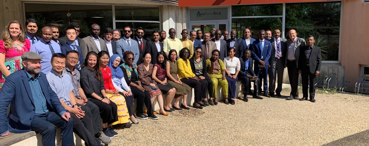Graduation ceremony of the Gérard Payen promotion of the IEM OpT session 2019-2020