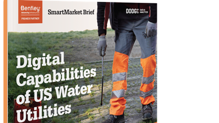 Water utilities US sector still in early stages of digital transformation - Report