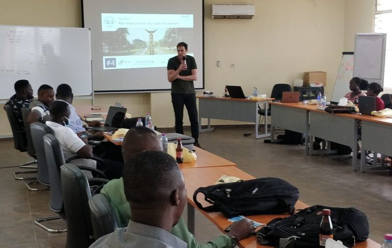 Executive training for managers in Kumasi - Ghana with Bluspark